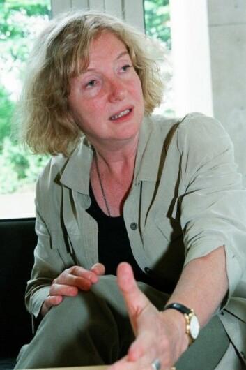 Drude Dahlerup er professor i statsvitenskap ved Stockholms universitet. (Foto: Nina Strand)