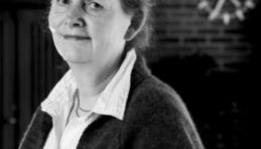 Professor Siri Pettersen Strandenes (Foto: Eivind Senneset)