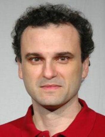 Professor Joao M. C. Santos Silva ved University of Essex.