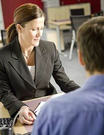 Selv om det som regel går bra med varslere, opplever enkelte at de får så store problemer i jobbsituasjonen at det går ut over helsen. (Illustrasjonsfoto: www.colourbox.no)