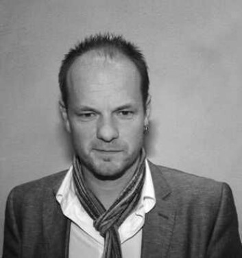 Harald Rosenløw Eeg. (Foto: Aschehoug)