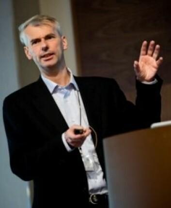 Professor Øystein Thøgersen fra NHH.