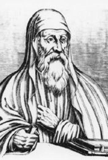 Origenes fra Alexandria var en kristen filosof og hadde problemer med å ta Bibelen alvorlig. Derfor fortolket han historiene slik at de ga mening for ham. (Foto: Wikimedia Commons)