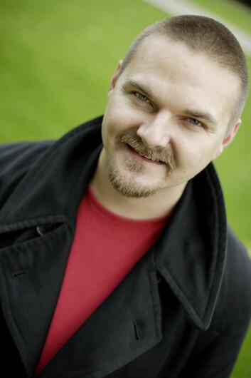Johan Dragvoll (Foto: Øivind Möller Bakken)