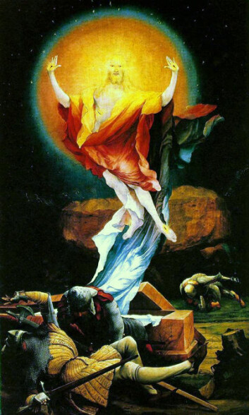 De greske, kristne filosofer hadde et annet syn på kroppen enn de aller første kristne. Derfor syntes de at Jesu gjenoppstandelse var ekkel. (Foto: Wikimedia Commons)
