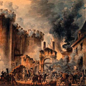 (Maleri: Jean-Pierre Houël)