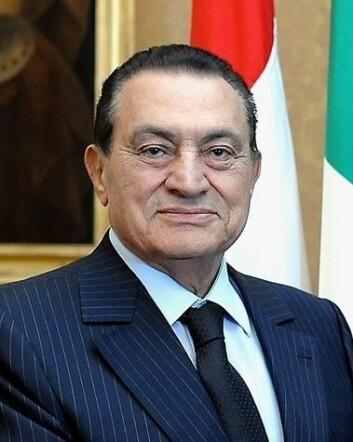 Hosni Mubarak har styrt Egypt siden 1981. (Foto: Wikimedia Commons)