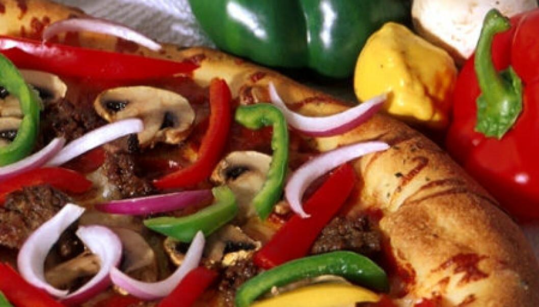 Pizza beskytter mot kreft, sier italienere