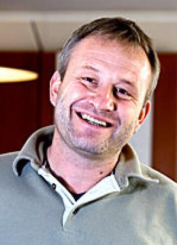 Thomas Moser, professor påHøgskolen i Vestfold (Foto: HVE)