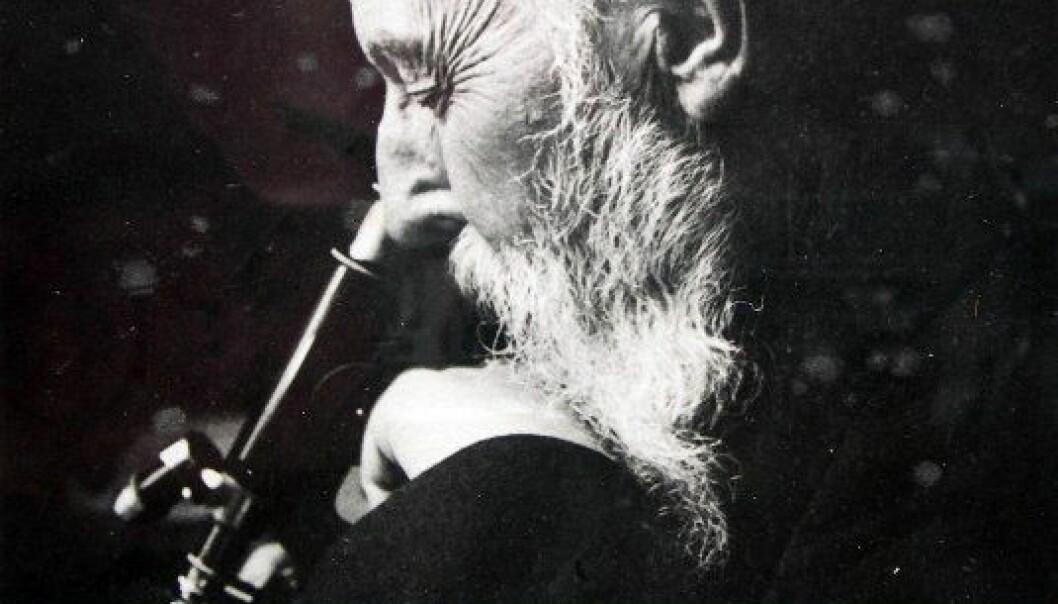Armauer Hansen (Foto: Lepramuseet)