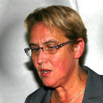 Hanne Marthe Narud.