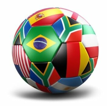 VM i Sør-Afrika innledes 11. juni. (Foto: iStockphoto)