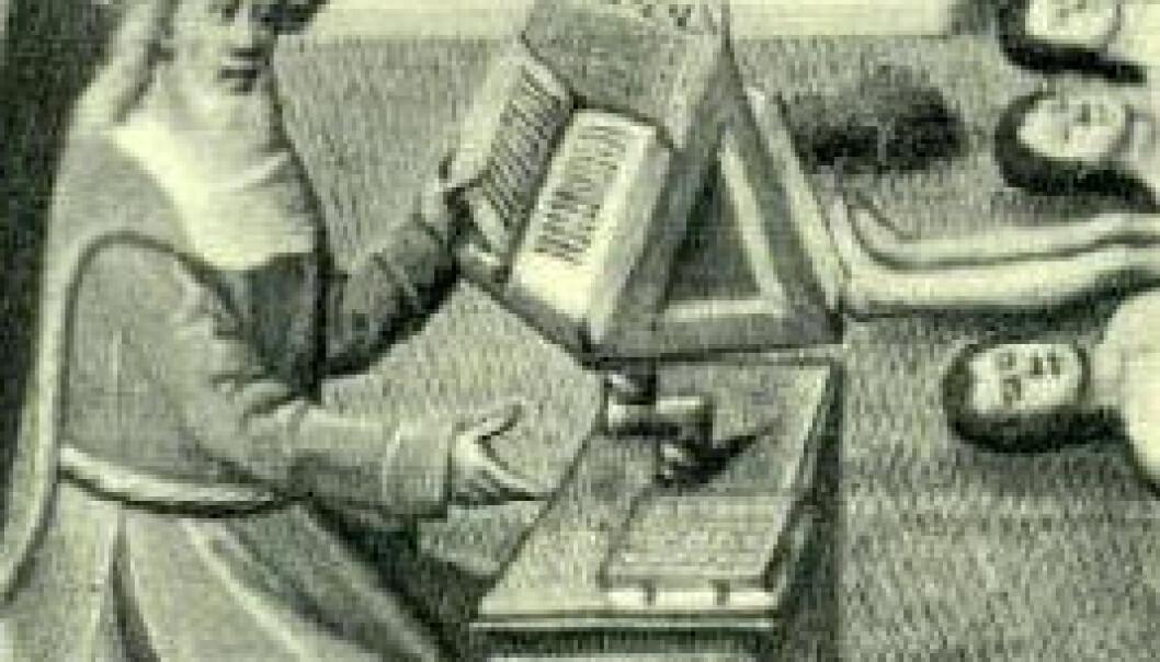 Teologien oppsto da Bibelen ble uforståelig