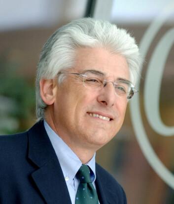 """Professor Francesco Cappuccio. Foto: University of Warwick."""