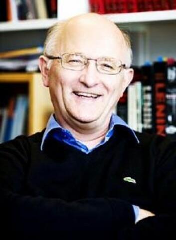 Professor Torgrim Titlestad. (Foto: Elisabeth Tønnesen/Universitetet i Stavanger)