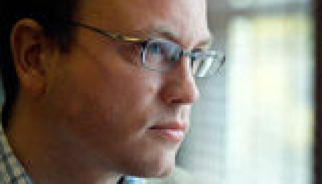"""""""Cicero er en veiviser til etisk ledelse, mener Tor Martin Møller."""""""