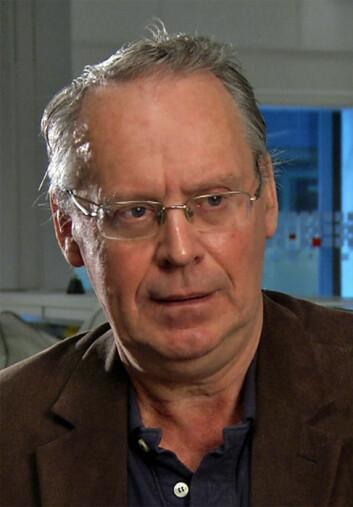 Anders Fernø. (Foto: Frode Ims)