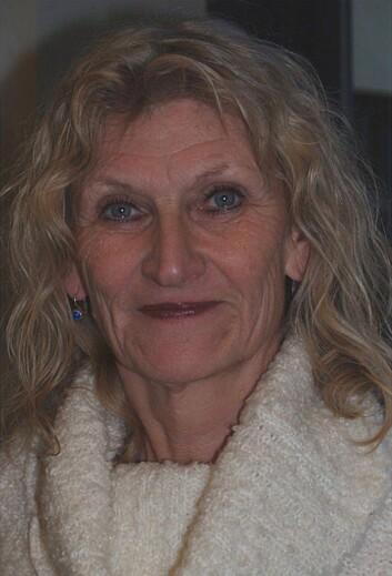 Ulla-Britt Lilleaas. (Foto: Beret Bråten)