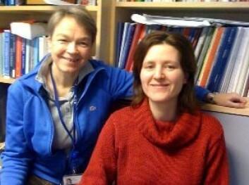 Siri Forsmo og Marit Solbjør.