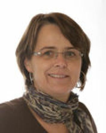 Anne Sofie Skogvold (Foto: Nordlandsforskning)