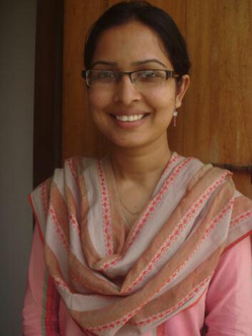 Den unge bangladeshiske lektoren Farhana Akter er overbevist om at forskning er avgjørende for utvikling.