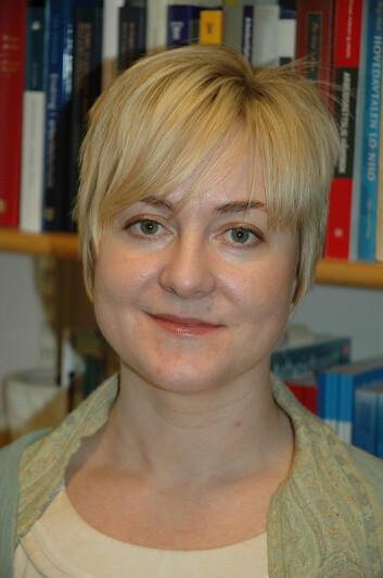 Helga Aune har skrevet doktorgradsavhandling om deltidsarbeid og diskriminering.
