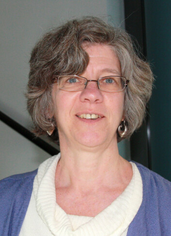 Ellen Fleischmann. (Foto: Heidi Elisabeth Sandnes).