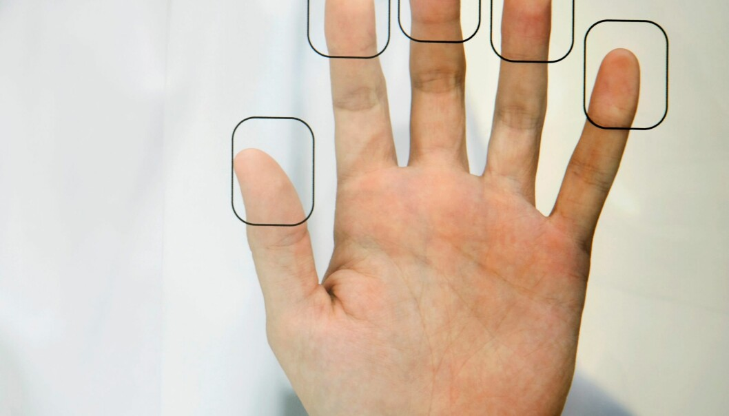 Kreftmedisin kan slette fingeravtrykk