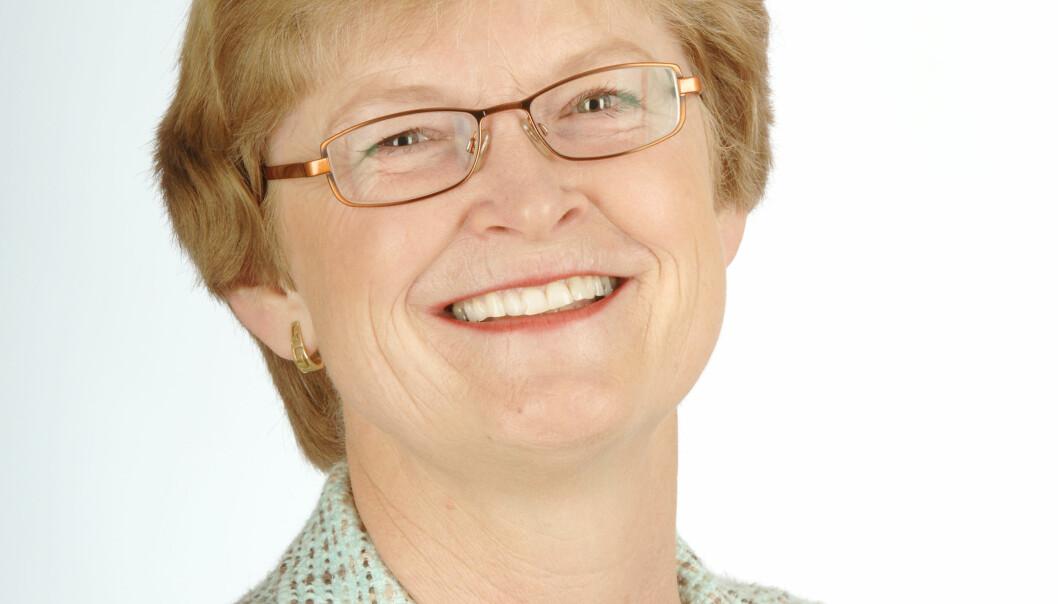Marianne Harg. (Foto: Tekna)