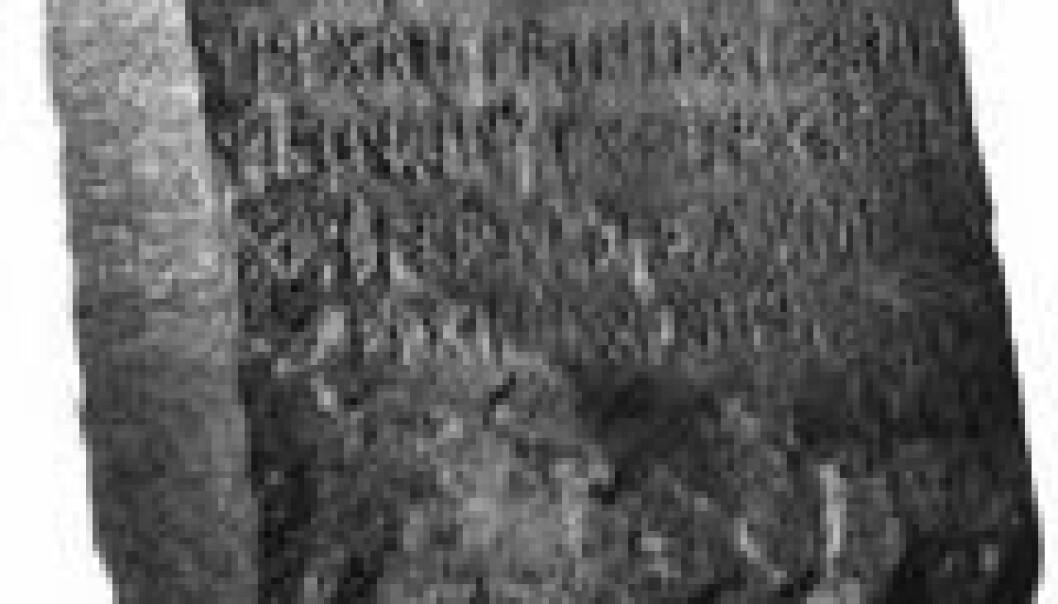 Sannheten skal fram om omstridt runestein