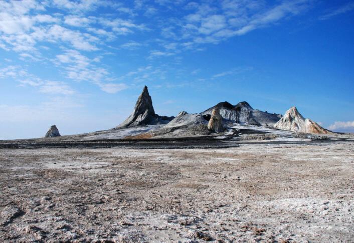 Doinyo Lengai-krateret, Tanzania. (Foto: Pedro Gonnet, Creative Commons, se lisens)