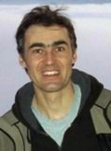 Stefan Leutgeb ved University of California