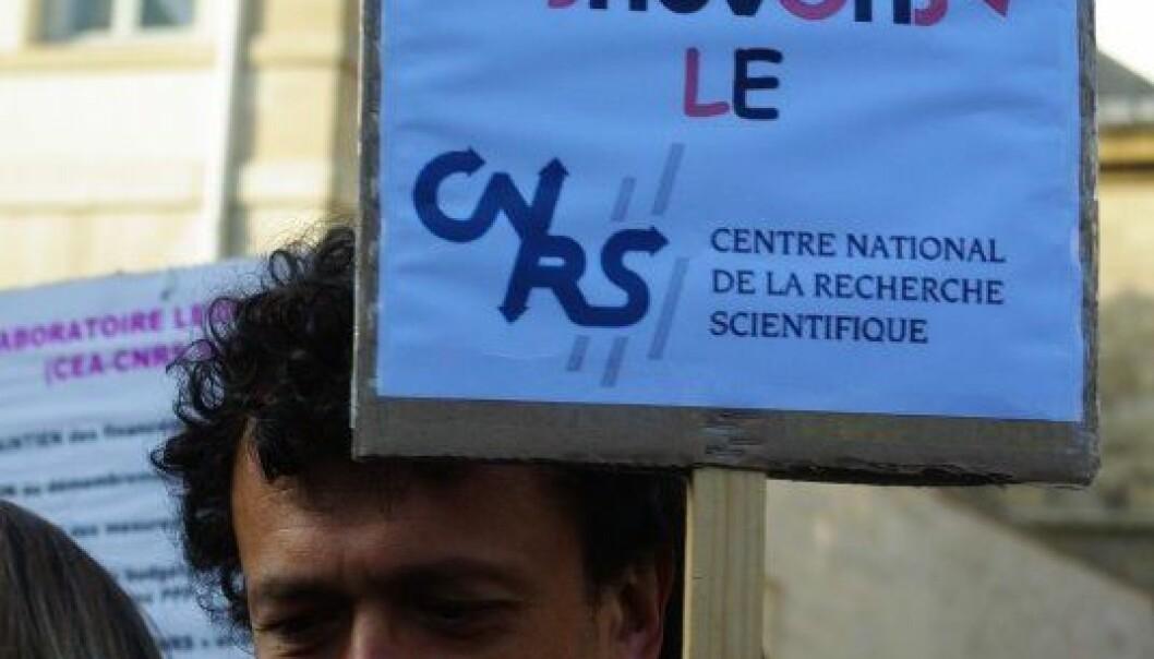 Frykter for fransk forskning