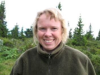 Ingen har tidlegare studert Grandnoskrateret like detaljert som Elin Kalleson har.