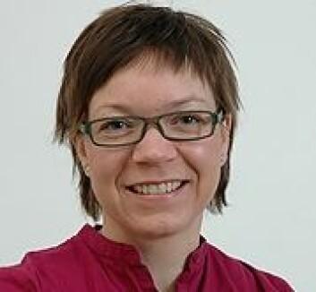 Therese Bredholt. (Foto: Jan Kåre Wilhelmsen)
