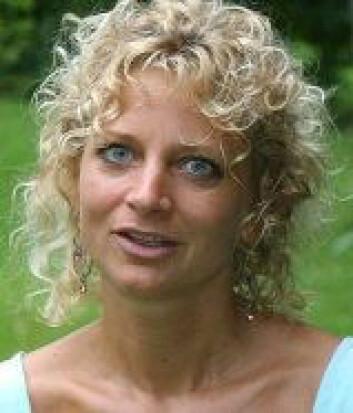 Camilla Schreiner.  Foto: UiO