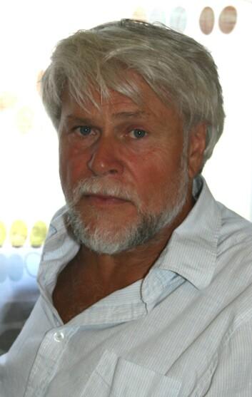 Jon Ivar Elstad. (Foto: Elin Fugelsnes)
