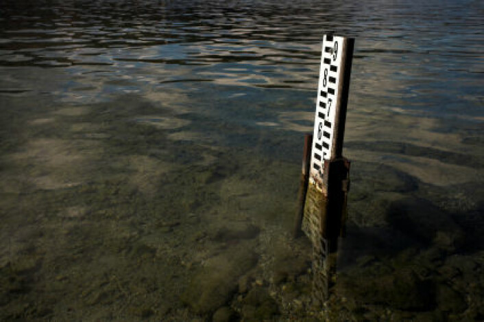 """""""Hvert år stiger havet med rundt 3 millimeter, men forskerne er uenige om hvor alt vannet kommer fra. (Illustrasjonsfoto: iStockphoto)"""""""