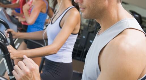 Spør en forsker: Hvor blir det av fettet når vi trener?