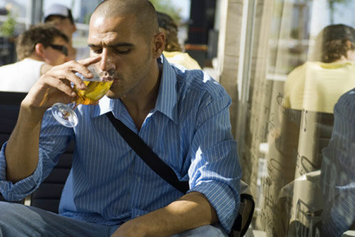 Tidlige franskmenn drakk øl også for 2500 år siden. (Foto: Colourbox.no)