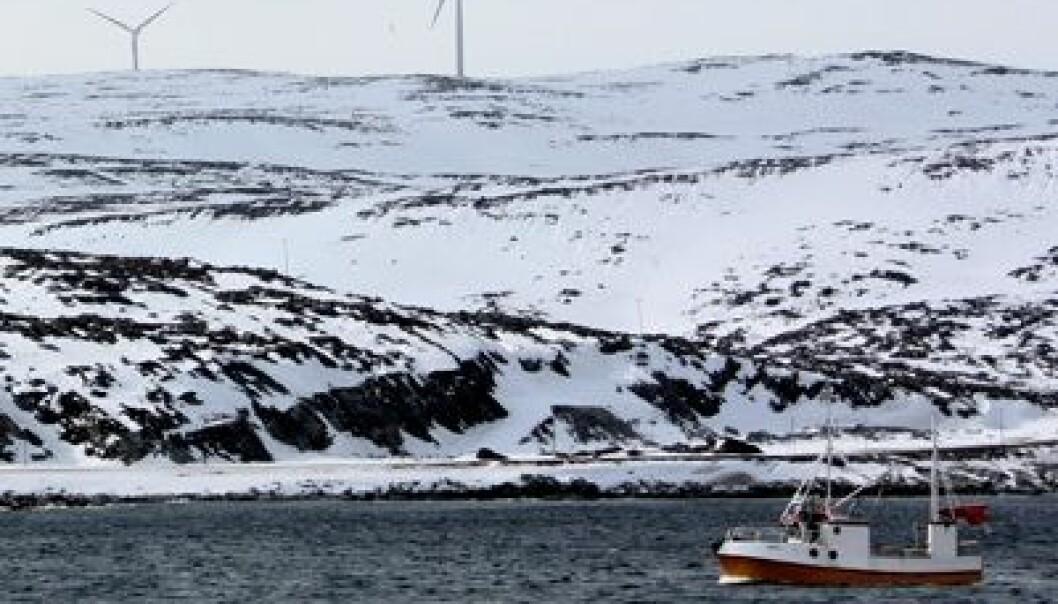 Folket i nord under klimalupen