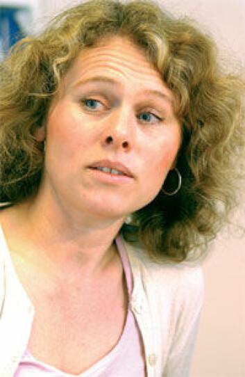 """""""Marianne Vedeler. (Foto: Ola Sæther)"""""""