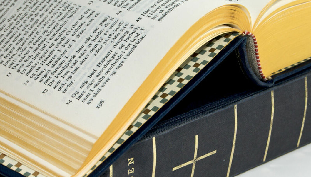 Kisten til Jesu bror kan være funnet