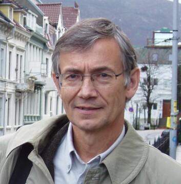 Professor Svein Sjøberg ved Universitetet i Oslo.