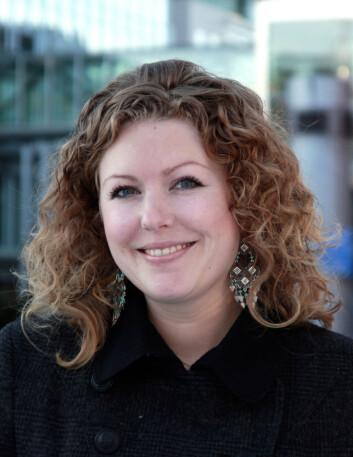 Marianne Moen. (Foto: Heidi Elisabeth Sandnes)