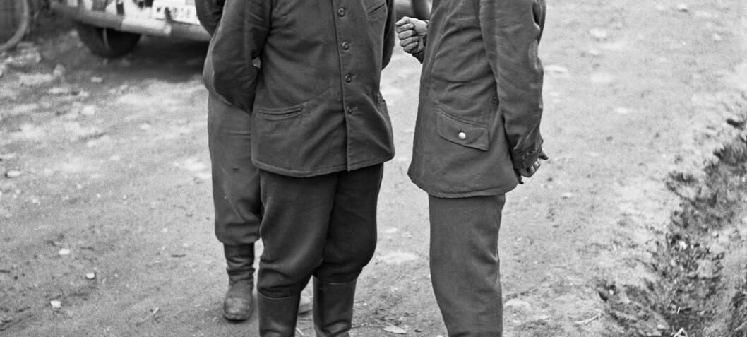De ukjente krigsfangene