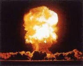 """""""Higinbotham så soppskyen til den første atombomben."""""""