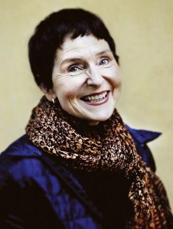 """Herbjørg Wassmos bøker blir ofte omtalt som """"kvinnelitteratur"""". (Foto: Paal Audestad, Gyldendal Norsk Forlag)"""