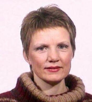 """""""Mette Mathiesen har forsket på de biologiske effektene av oppvarmet støv."""""""