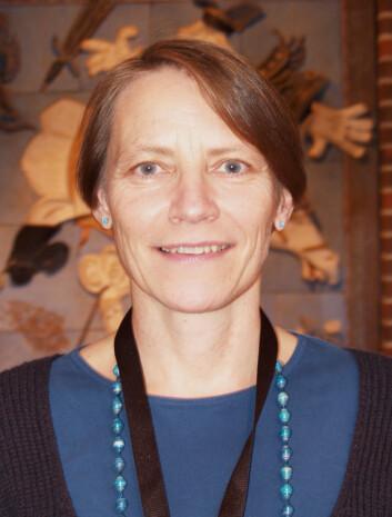 Ann-Therese Lotherington. (Foto: Kristin Engh Førde)